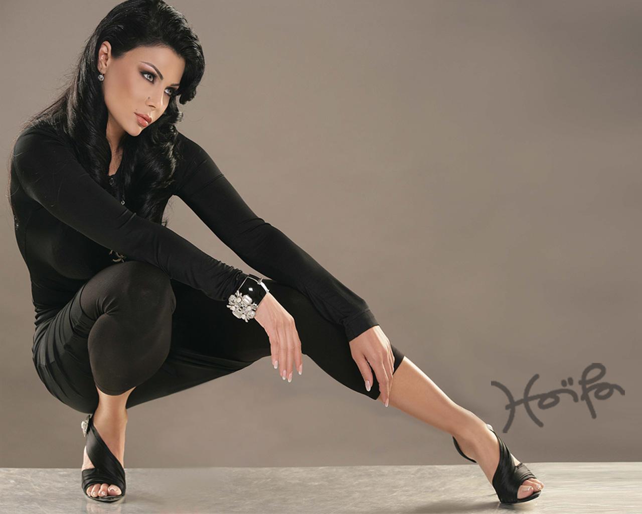 Скачать клип haifa wehbe breathing you in.