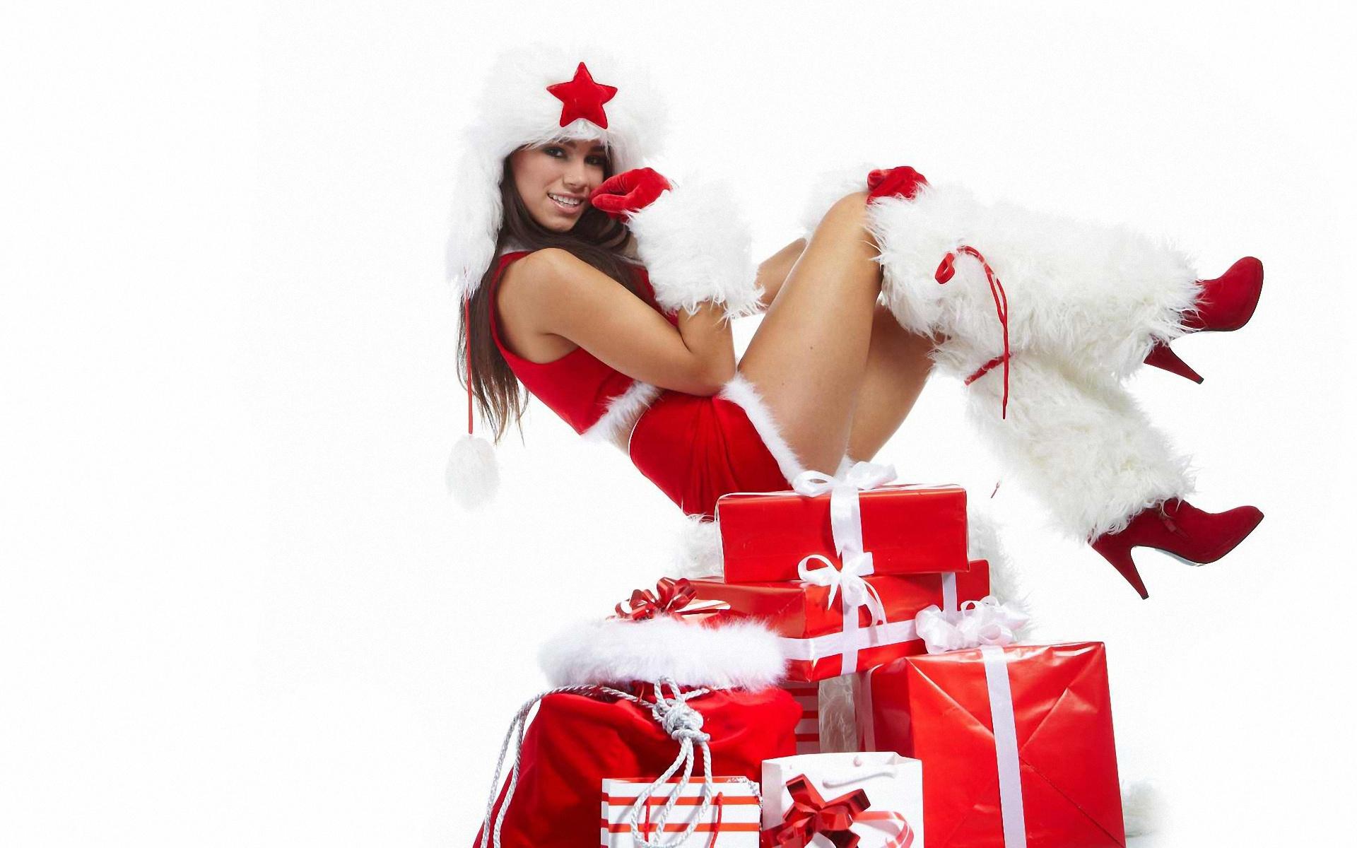 Эротические картинки к новому году